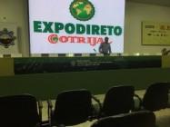 Gilberto Brocco participa do Ciclo De Debates e Palestras da Expodireto Cotrijal 2018